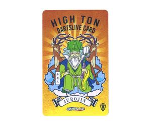 ダーツゲームカード【ダーツライブ】NO.1766 HIGH TON