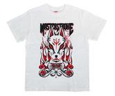 アパレル【マスターストローク】Tシャツ 鈴木未来 ミクル ユナイテッド製 ver.1 ホワイト