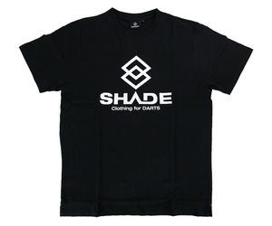 アパレル【シェード】SHADEロゴ Tシャツ ブラック L
