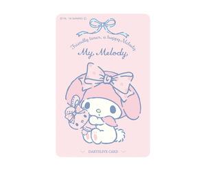 ゲームカード【ダーツライブ】マイメロディ