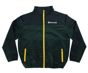 DARTS APPAREL【 SHADE 】Nylon jacket Green