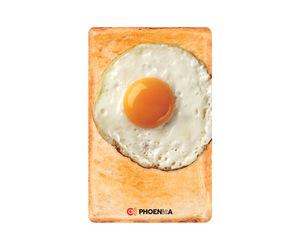 ゲームカード【フェニックス】フェニカ 2019_01 EGG TOAST