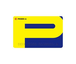 ゲームカード【フェニックス】フェニカ 2019_01 P CARD