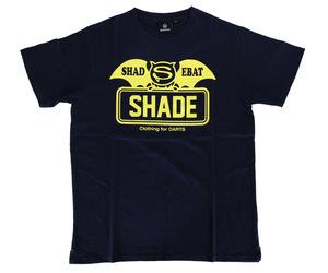 DARTS APPAREL【  SHADE  】SHADEBAT FaceLogo Navy