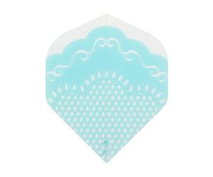 ダーツフライト【アールエックス】姫レースフライト(ブルー)