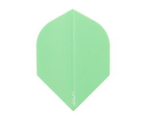DARTS FLIGHT【S4】S Line Rocket MintGreen