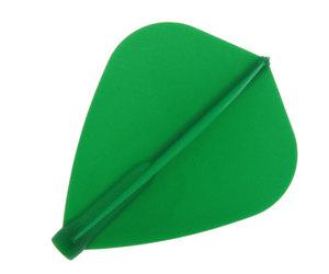 DARTS FLIGHT【Fit Flight】Kite Green