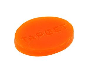 ダーツ雑貨【ターゲット】フィンガーグリップ オレンジ