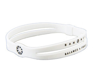 SPORTS ACCESSORY【 BANDEL 】Anklet White