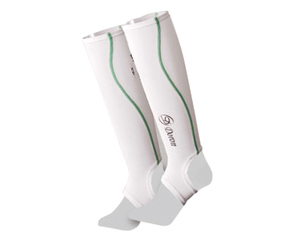 SPORTS ACCESSORIES【Doron】RECOVERY SOCKS Size White