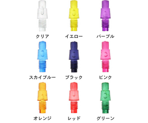 DARTS SHAFT【 JOKER DRIVER 】零-ZERO- Carbon Φ5.0 BarrelSideTop