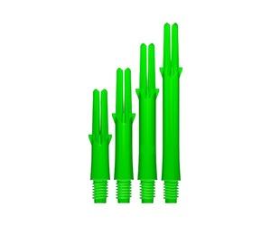 DARTS SHAFT【 L-style 】L-SHaft Straight Lock Green